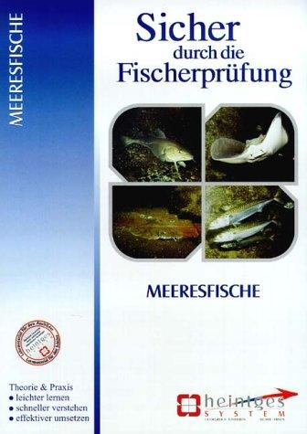 Meeresfische (Sicher durch die Fischerprüfung. Arbeitsblätter)