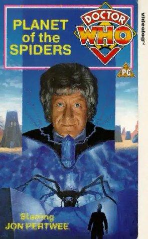 Preisvergleich Produktbild Doctor Who - Planet of the Spiders [VHS] [UK Import]
