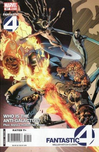 Fantastic Four #557A