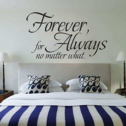 mairgwall-familia-adhesivo-de-forever-para-siempre-no-importa-que-home-living-skin-dormitorio-cabece