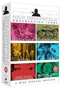 Nick Broomfield - Documenting Icons [DVD]