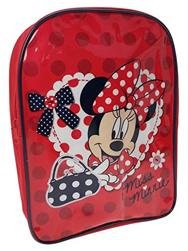 Disney Mad About Minnie Mouse Rucksack Rot - Rot