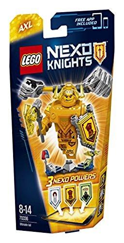 LEGO Nexo Knights 70336 - Ultimativer Axl
