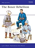 Front cover for the book The Boxer Rebellion by Lynn E. Bodin