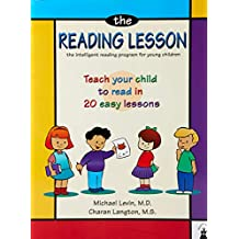 Reading Lesson: Teach Your Child to Read in 20 Easy Lessons
