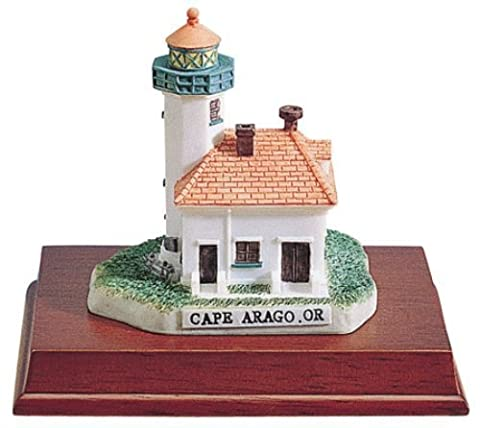 Lighthouse Cape Arago Or Collectible Statue