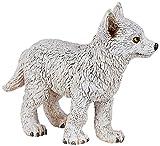 Le loup polaire, aussi appelé loup arctique, vit dans la partie septentrionale de l'Amérique du Nord. Plus petit que certaines autres sous-espèces des canidés, il peut tout de même mesurer jusqu'à 120 cm de long (queue comprise) pour 45 kg en moyenne...