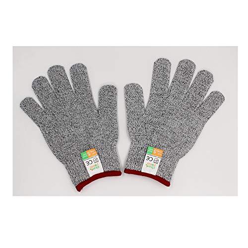 Safety Stab Cut Resistant Handschuhe Workwear Handschuhe Größe XS - XXL,S