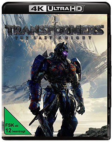 Transformers 5: The Last Knight - Ultra HD Blu-ray [4k + Blu-ray Disc]
