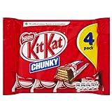 Kit Kat Chunky Mulitpack 4 x 48g