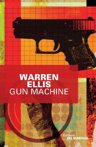 Gun Machine (Grands Formats)