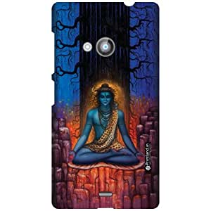 Printland Designer Back Cover For Nokia Lumia 535 - Love Cases Cover