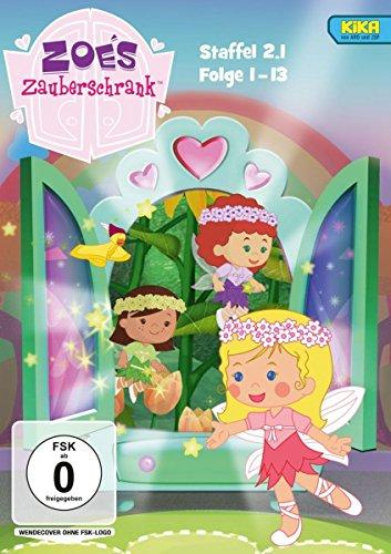 Zoés Zauberschrank: Staffel 2.1 [Alemania] [DVD] 51J19rVPQrL