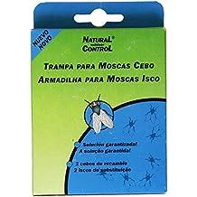 SuperCat 14040416 - Cebo para trampa moscas (caja 2 piezas)
