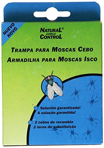 SuperCat 14040416 – Appât pour pièges à mouches (2 pièces)