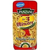Panzani Pâtes Les 3 Minutes Nouilles Fines 500 g