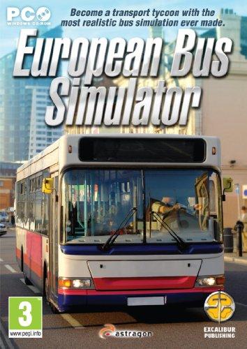 [UK-Import]European Bus Simulator Game PC (Simulator Driver Bus)