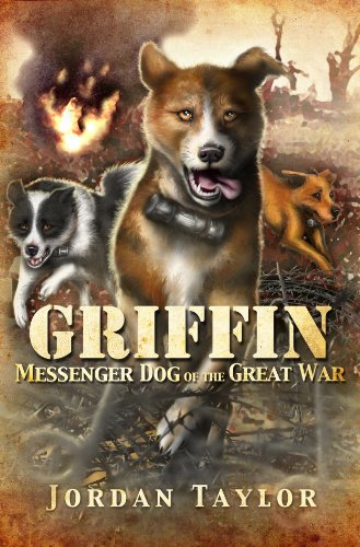 griffin-messenger-dog-of-the-great-war-english-edition