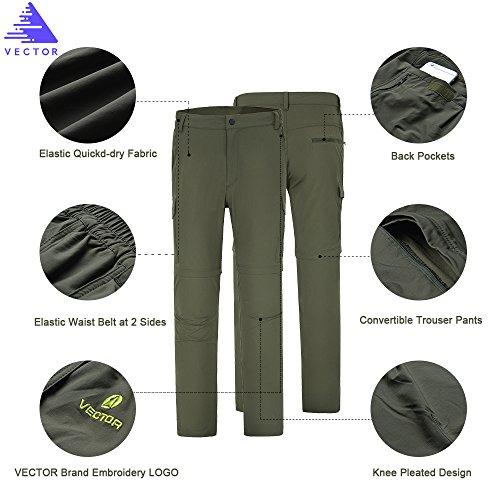 VECTOR -  Pantaloni sportivi  - Uomo Gray