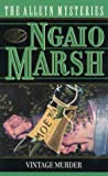 Cover of: Vintage Murder | Ngaio Marsh