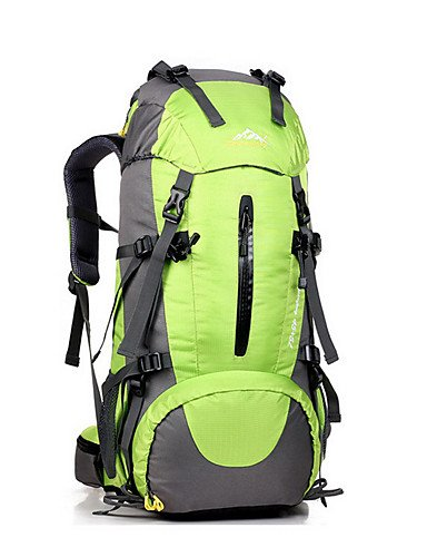 ZQ 45 L Wasserdichte Dry Bag / Rucksack Camping & Wandern Multifunktions andere Green
