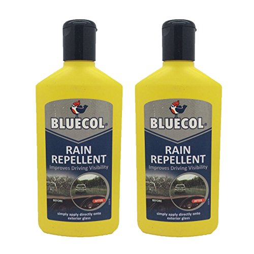 2-x-bluecol-rain-repellent-250ml-improves-driving-visibilty