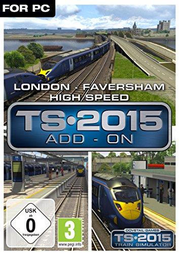 Train Simulator 2015 LondonFaversham High Speed