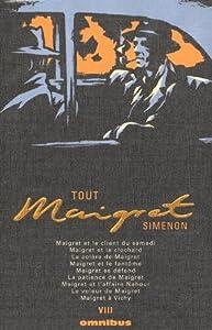 "Afficher ""Tout Maigret n° 8"""