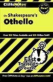 Cliffs Notes on Shakespeare's Othello