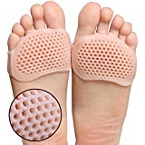 Skudgear 2 Pieces Metatarsal Ball of Foot Cushion Forefoot Pads