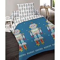 dessin anime couettes et housses de couettes linge de lit et oreillers cuisine. Black Bedroom Furniture Sets. Home Design Ideas