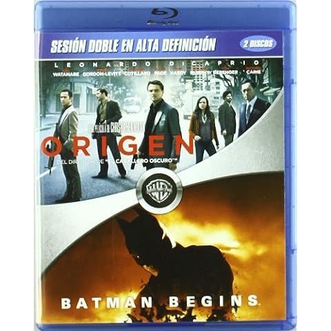 Origen + Batman Begins