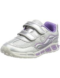Geox Mädchen J Shuttle Low-Top C Sneaker