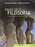Manuale di filosofia. Ediz. plus. Per i Licei. Con DVD. Con e-book. Con espansione online: 1