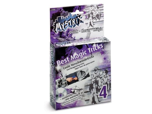 Mystrix-Coole-Magie-fr-Kids-22006-Best-magic-tricks-IV-mit-Videoanleitung