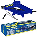 Goodyear 1 Ton Professional Scissor Jack for Car - Best Reviews Guide