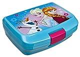 Scooli FRZH9900 Brotzeitdose, Disney Frozen, ca. 13 x 17 x 6 cm
