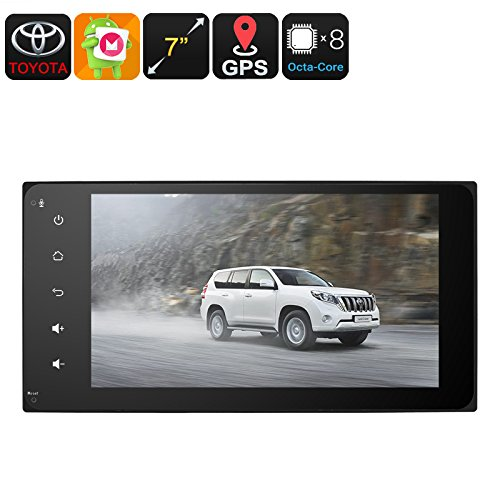 2 DIN Car Stereo Universal Toyota 7\