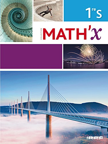 Math'x 1re S (d.2015) - Livre