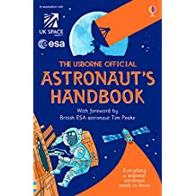 The Usborne Official Astronaut's Handbook (Handbooks)