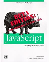 JavaScript: The Definitive Guide, Beta Version (Nutshell Handbooks) 1st edition by Flanagan, David (1996) Paperback
