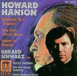 Hanson/Sinfonien 4/Seren./+