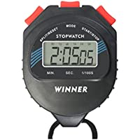Winner Digital Stopwatch W-999 - Professional Sports & Laboratory Stopwatch
