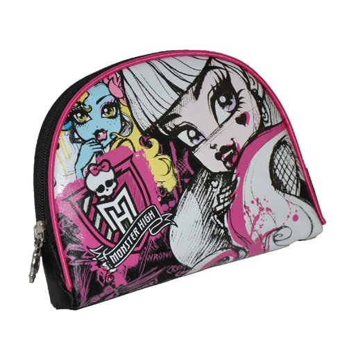Monster High 85026 - Bijou Pochette Demie Lune