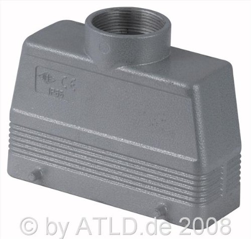 24/108 Pole Cablehood Top Entry PG 29 Grey