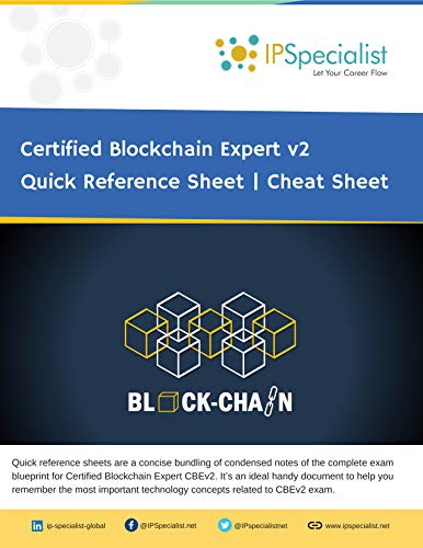 Certified Blockchain Expert v2 Quick Reference Sheet: Cheat Sheet (English Edition)