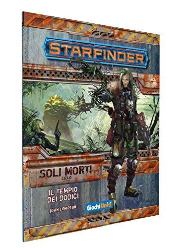 Unbekannt Giochi Uniti- Starfinder GDR: Das Dodici-Ciclo der Soli Morti Vol. 2, Colori, 1 (Die Alien Archive)