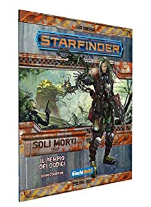 Giochi Uniti - Starfinder GDR: El Templo de los Dodici-Ciclo de los Soli Muertos Vol. 2, Colores, 1
