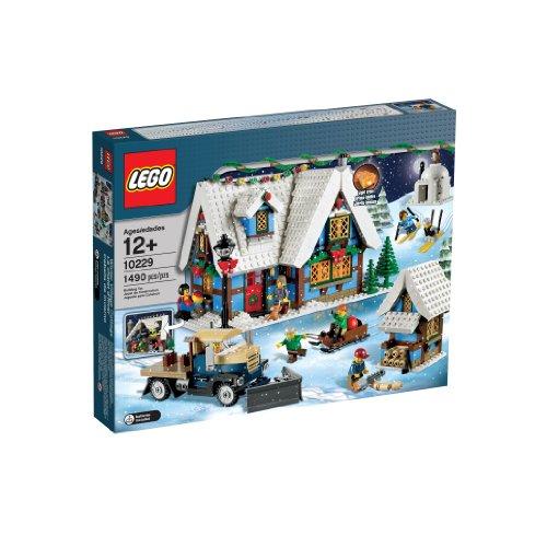 LEGO Creator Winter Village Cottage 1490pieza (S) Baukasten--Spiele BAU (12Jahr (E), 1490Stück (S)) (Lego 10229)