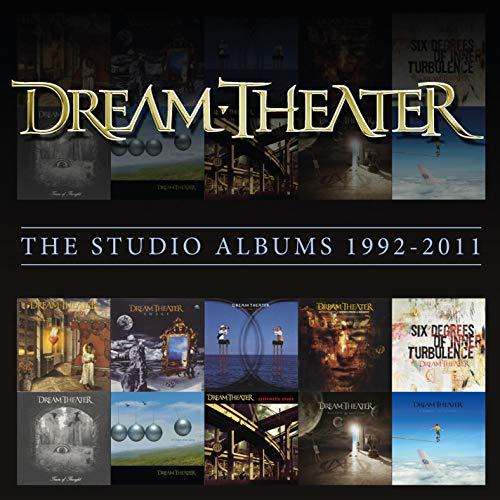 The Studio Albums 1992-2011 -